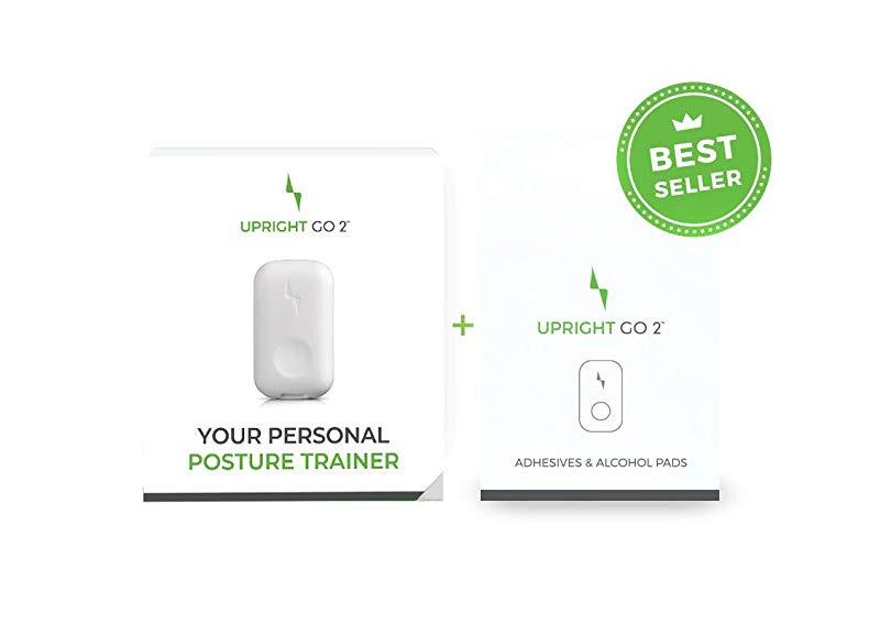 Upright GO 2 Lighter Smaller Posture CorrectorStrapless Discrete Easy To